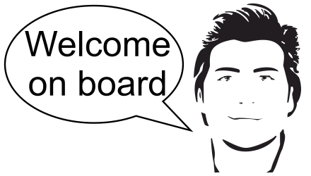 VISUP - Welcome on board